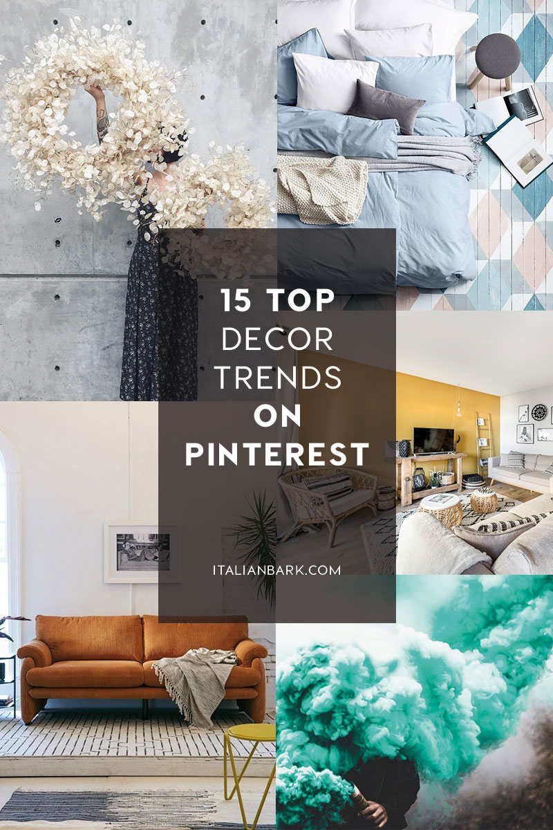 INTERIOR TRENDS 2020 | Trendy home decor, Home decor ...
