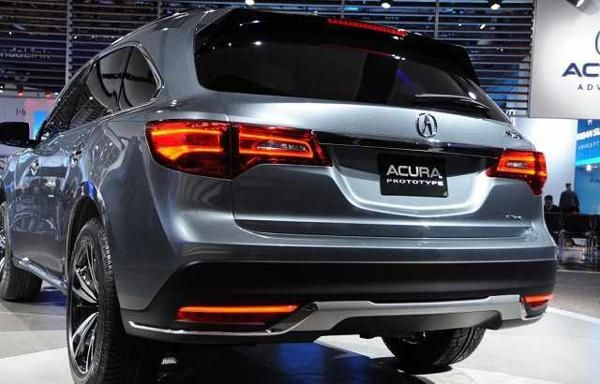 2017 Acura Mdx Redesign Release Changes