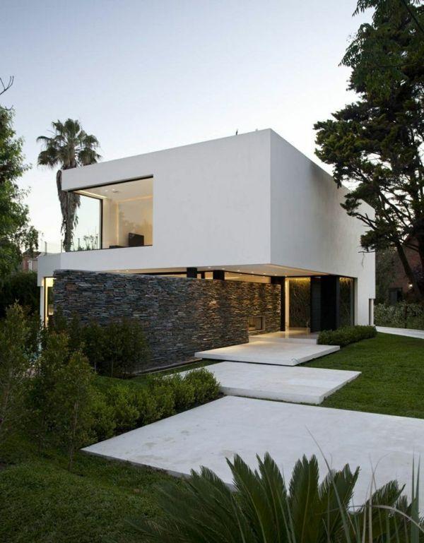 La maison cubique en 85 photos Minimalist architecture - plan maison cubique gratuit