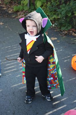 Count Von Count Costume This Would Be Perfect For Our Little