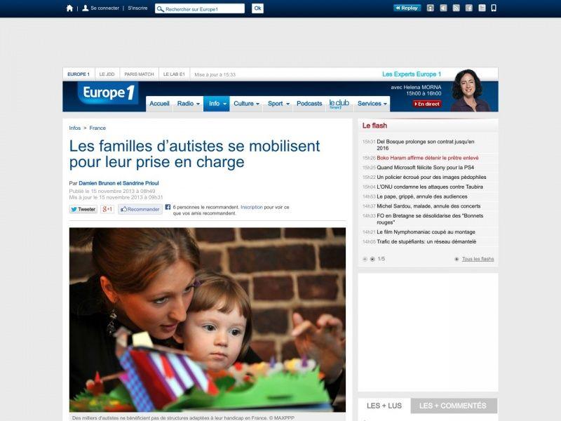 TEMOIGNAGE – Dans le sillage de l'affaire Amélie, treize familles lancent une procédure pour obliger l'Etat à trouver une place pour leurs enfants.