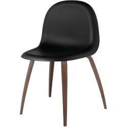 Photo of Gubi Chair 5 Walnut Stuhl, weiß Gubi
