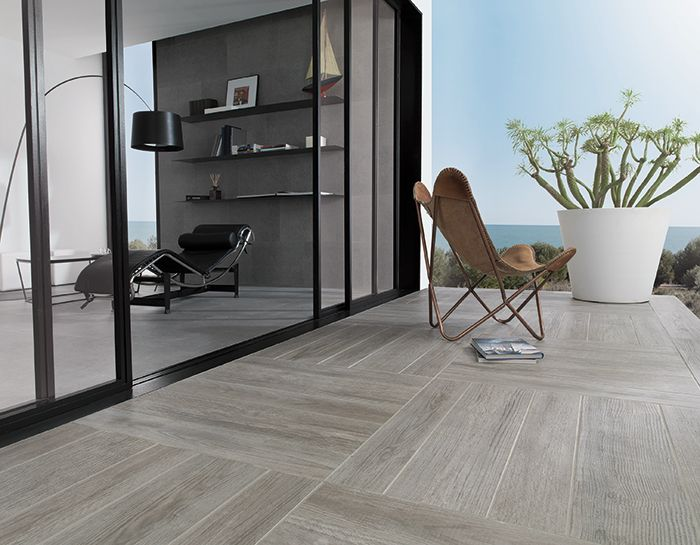 Porcelanosa Wood Tile For Balcony Upstairs Or Porch Area