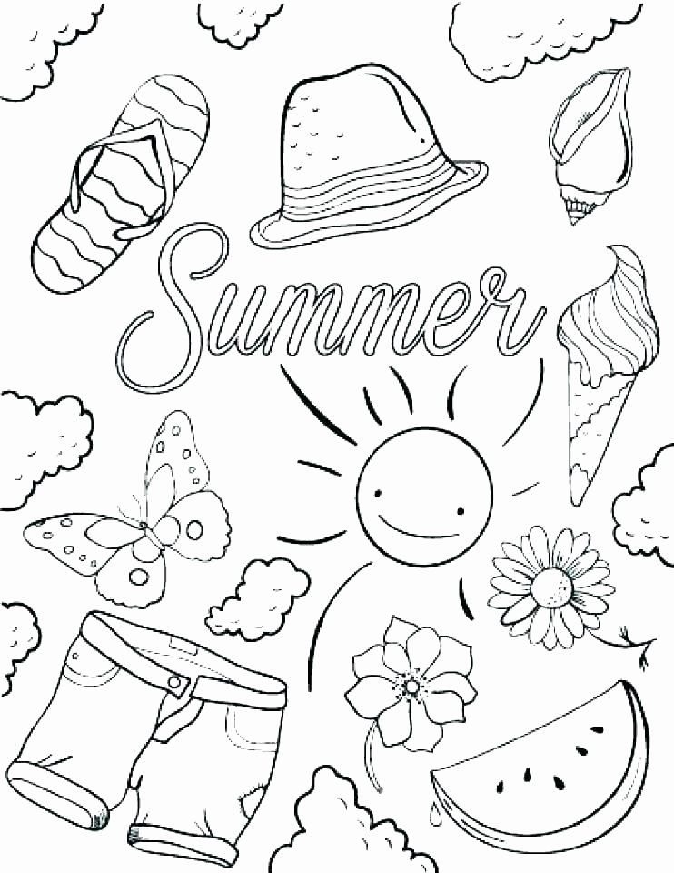 Dress Coloring Page - Free Clothes Coloring Pages ... | 960x742