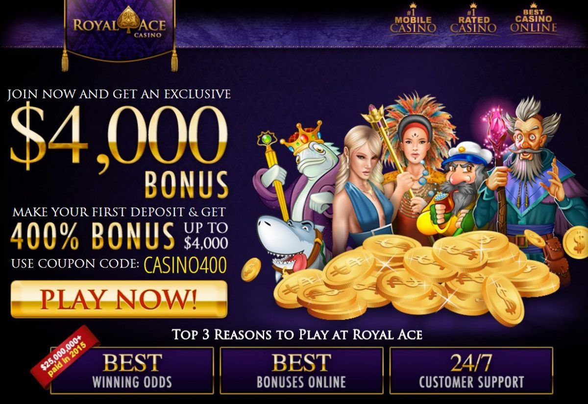 Best No Rules Casino Bonus