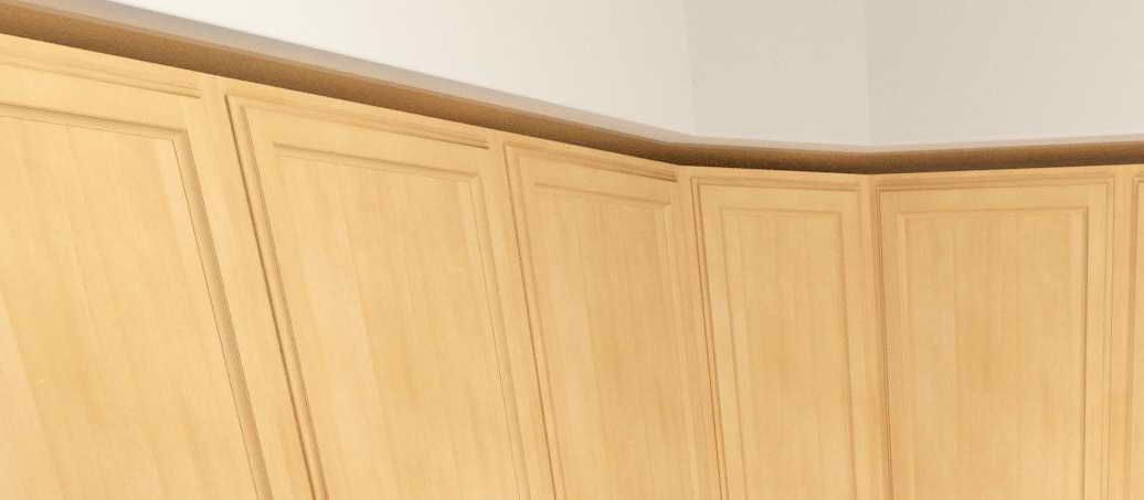 Scribe Molding For Kitchen Cabinets | Cabinets Guide | Scribe ... on bathroom with moulding, doors with moulding, interior design with moulding,