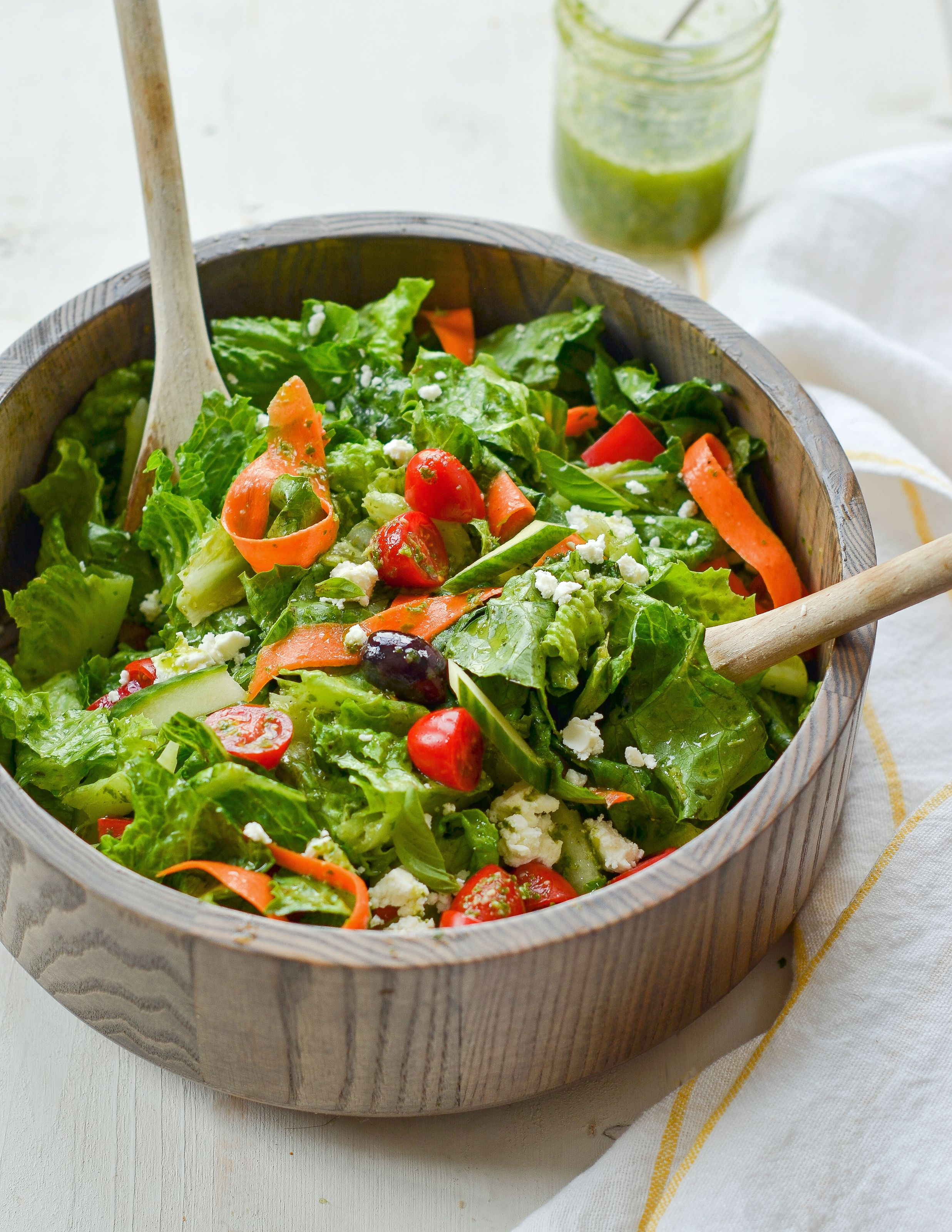 Vegan Italian Recipes Uk Italian Salad Italian Salad Recipes Recipes