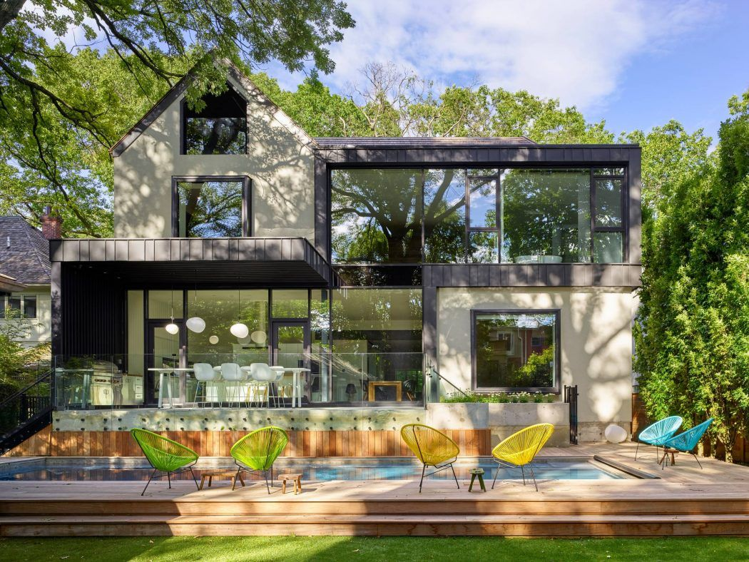 Bilateral House by Commute Design   HomeAdore   Exterior   Pinterest ...