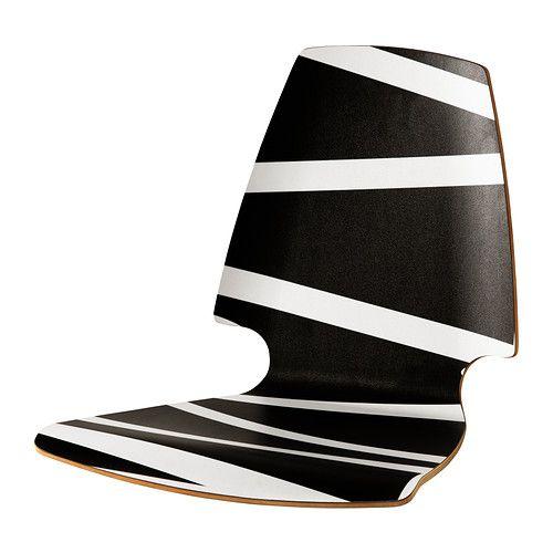 vilmar sitzschale ikea der stuhl ist robust und pflegeleicht durch die melaminbeschichtete. Black Bedroom Furniture Sets. Home Design Ideas