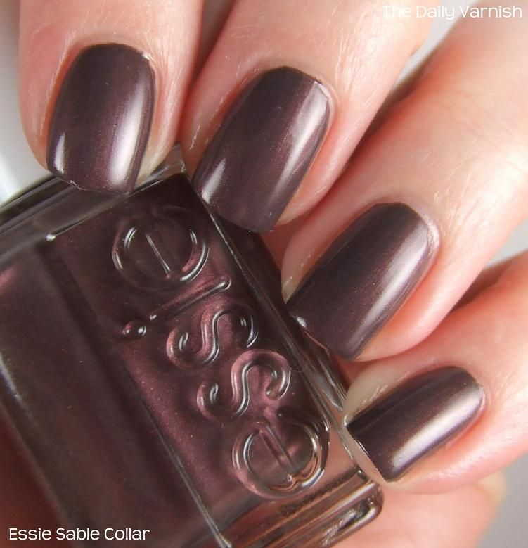 Essie Sable Collar | nailed it | Pinterest | Essie nail polish, OPI ...