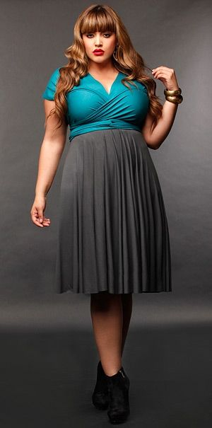 sophisticated plus size clothing | sp find: monif c. stylish plus