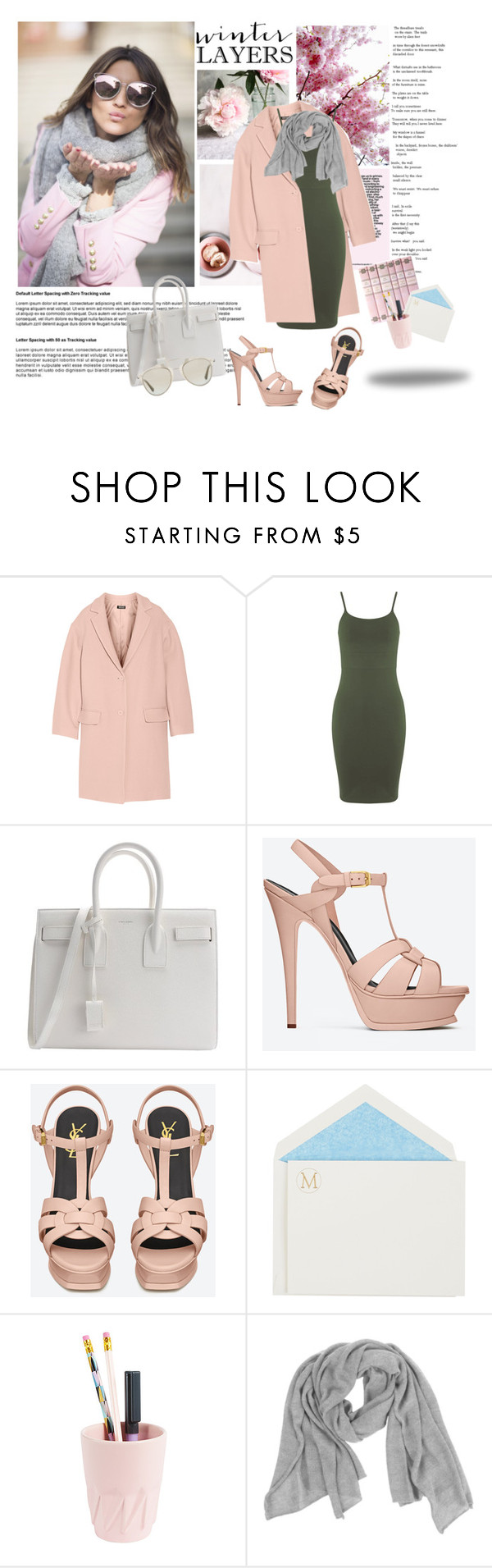"""""""Chasing Your Death Without A Care"""" by skinny-lovexx ❤ liked on Polyvore featuring DKNY, Miss Selfridge, Yves Saint Laurent, Connor, Christian Dior, women's clothing, women's fashion, women, female and woman"""
