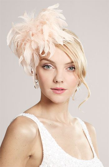 Tasha 'Feather Whisperer' Fascinator Headband | Nordstrom