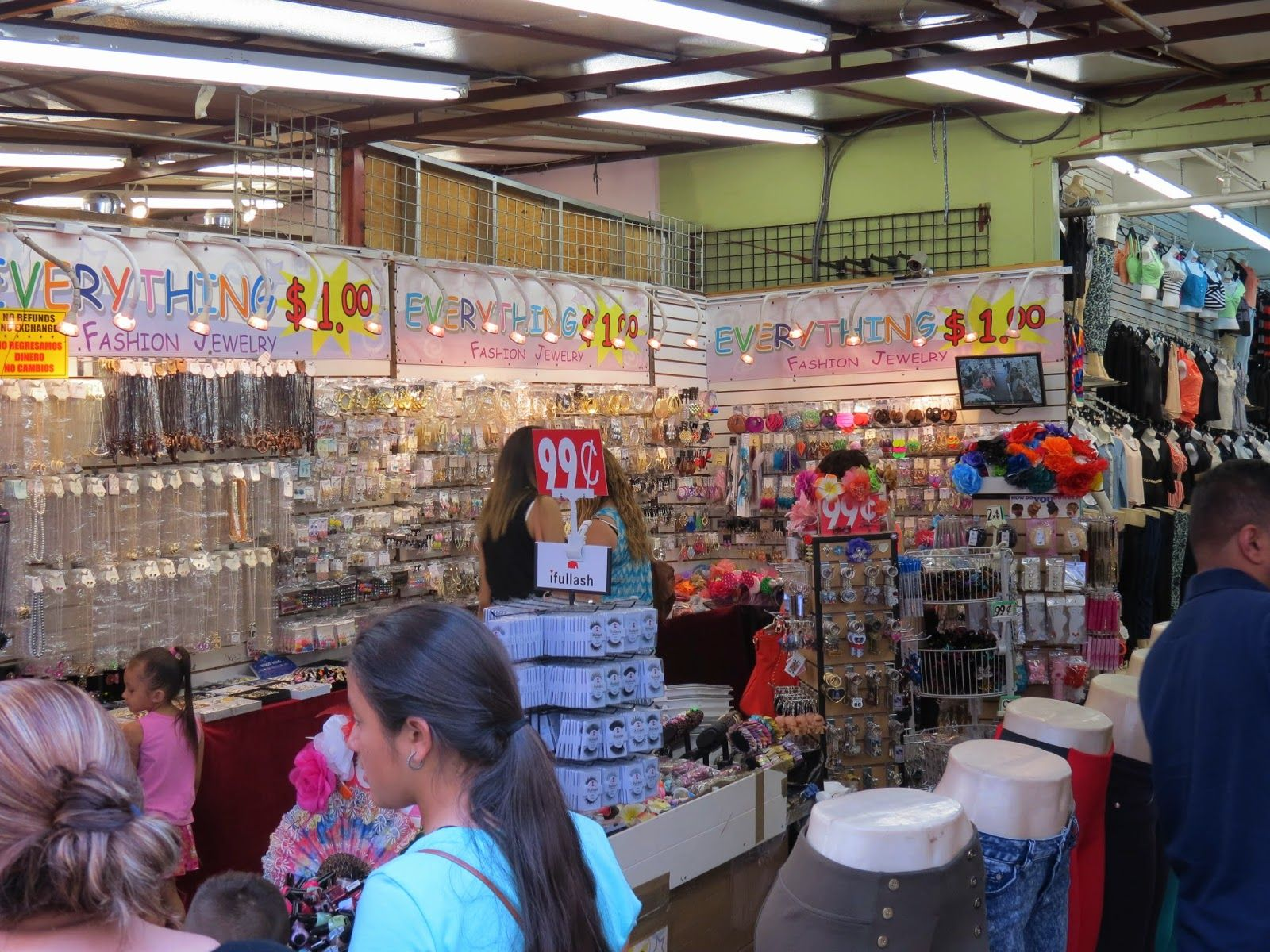 07ad706f13d The Santee Alley: Everything $1 Fashion Jewelry | Santee Alley ...