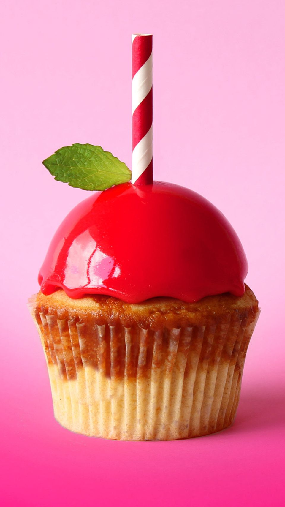 Candy Apple Cupcakes Recipe (With images) Candy apples