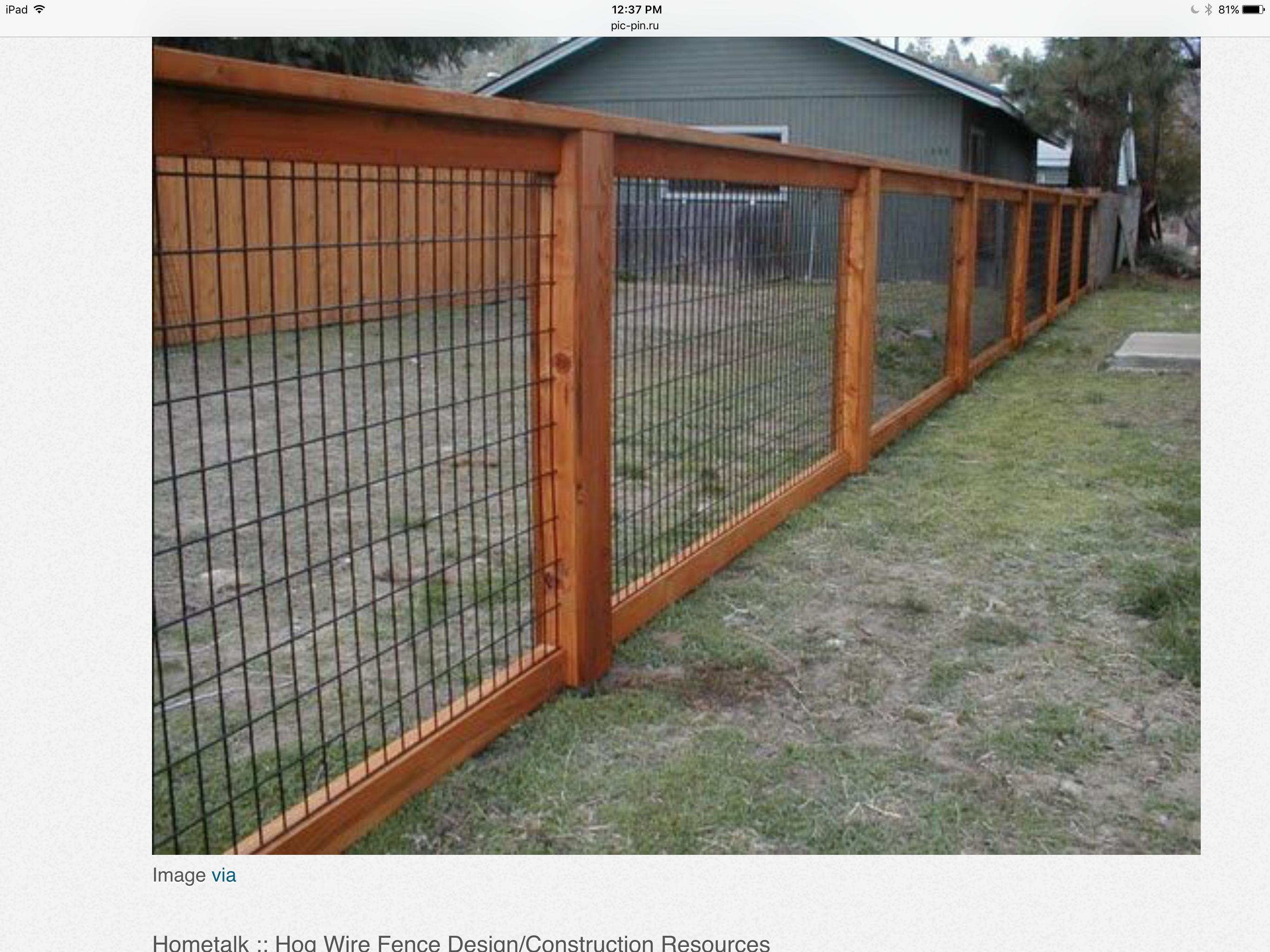 wire fence styles. Fence StylesBannisterGarden Wire Styles