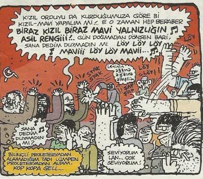 umut sarıkaya karikatür - Lümpen proleterya