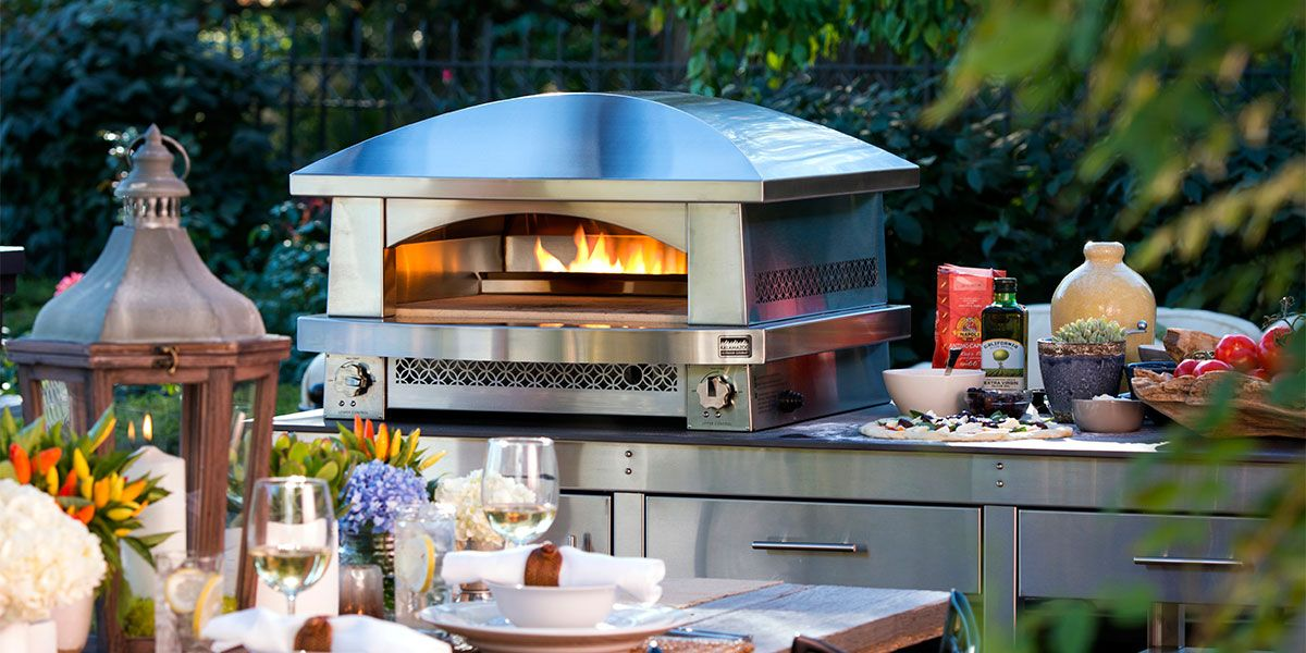 Artisan Fire Pizza Oven Kalamazoo Outdoor Gourmet Pizza Oven Outdoor Outdoor Gas Pizza Oven Gas Pizza Oven