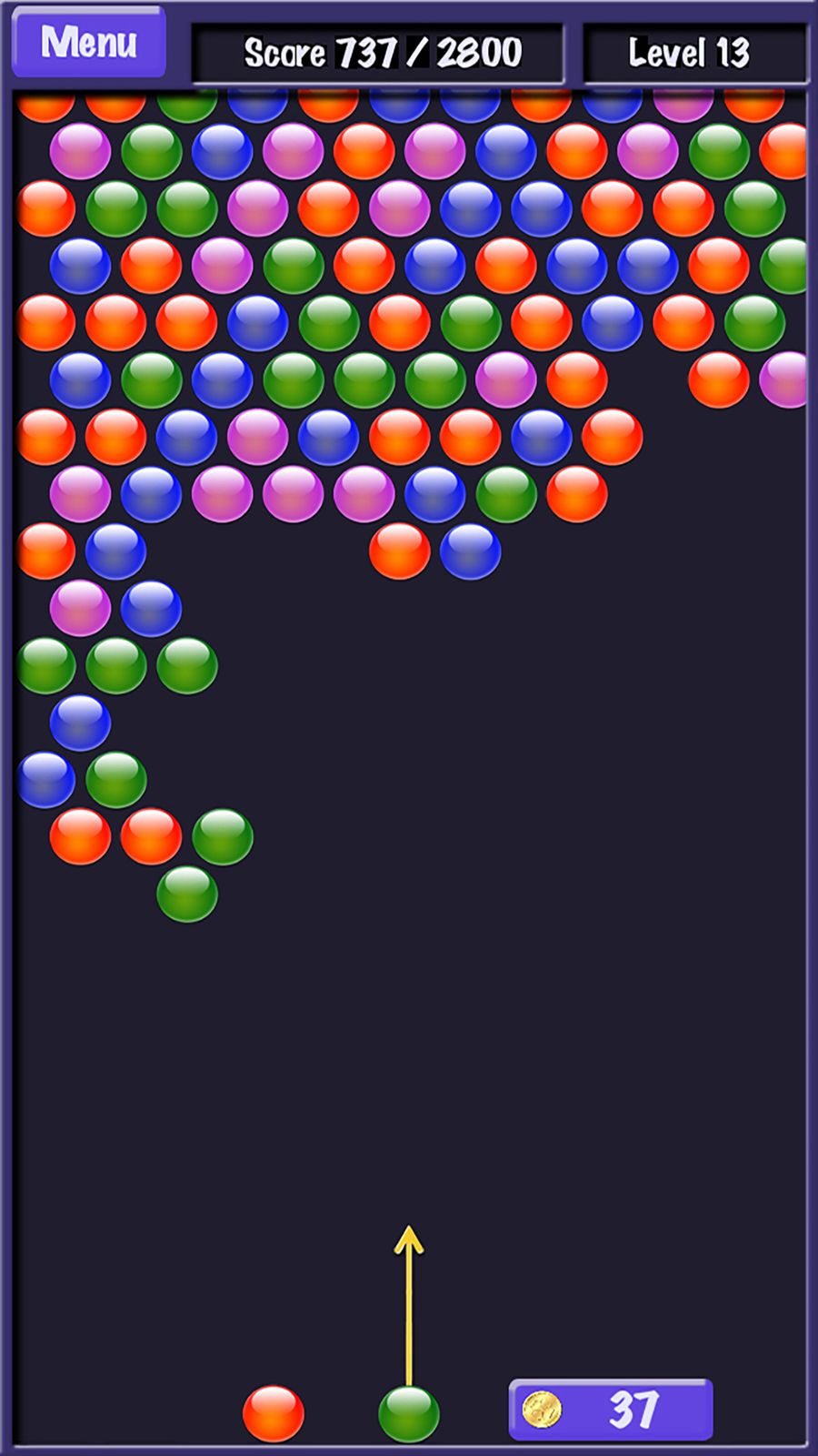 Bubble Shooter Addictive! GamesCieBoardPuzzle