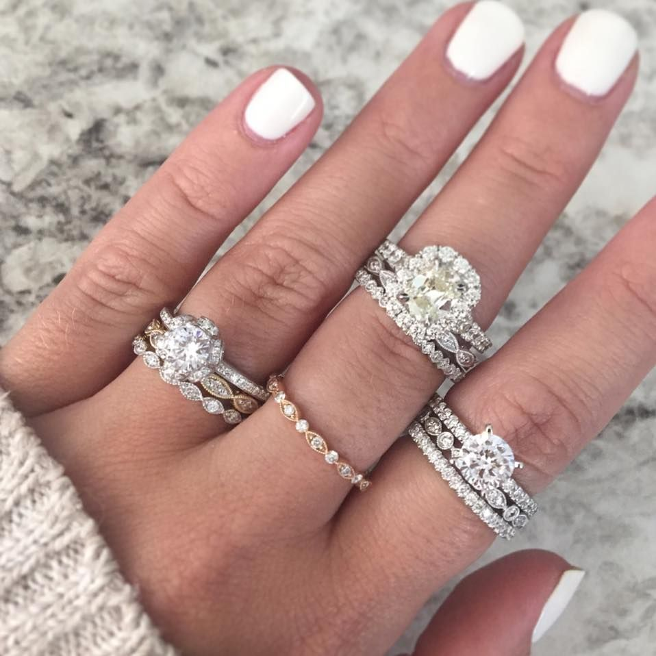 what makes an engagement ring tacky? | engagement rings
