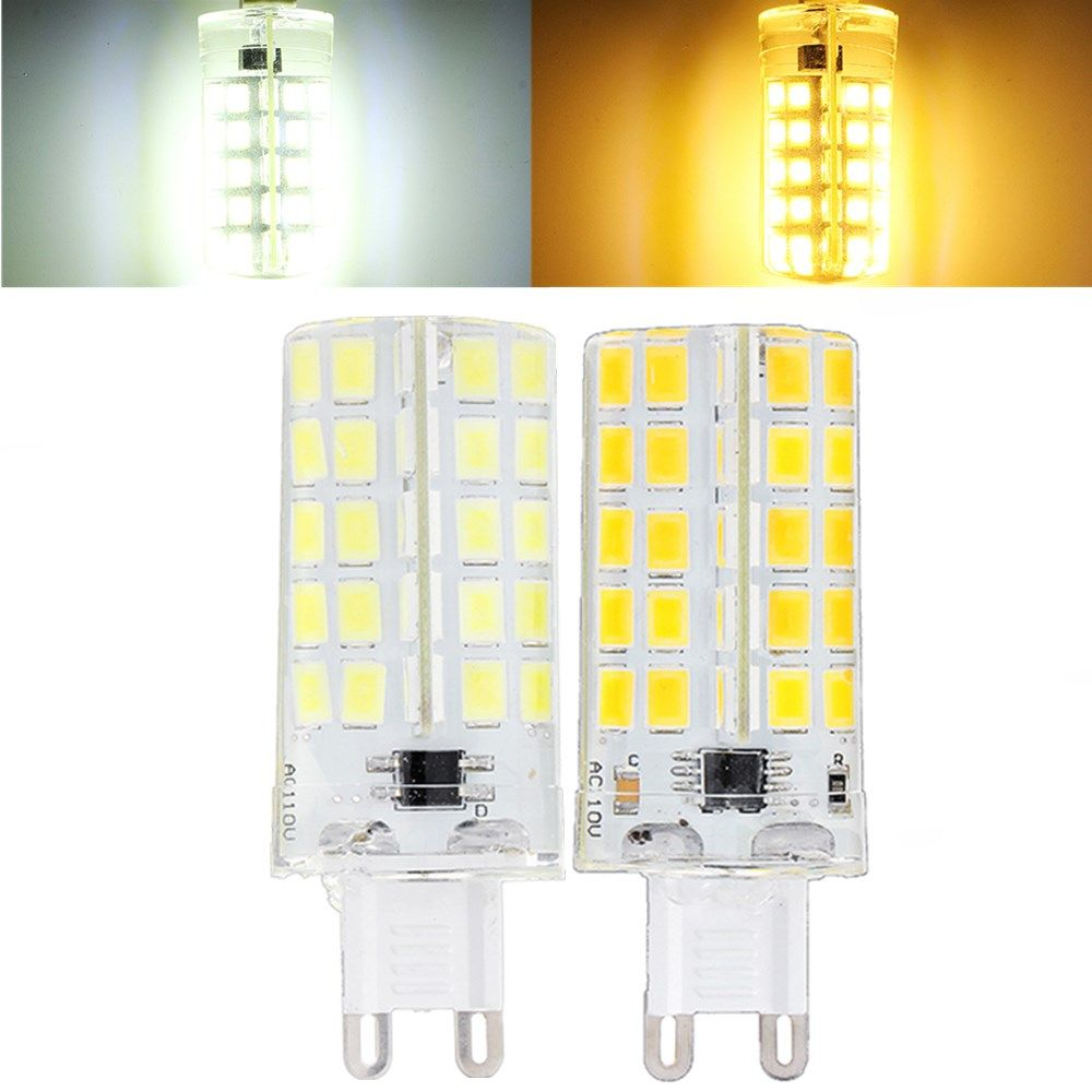 Dimmable G9 7w Smd 5730 Led Corn Light Bulb Replace Chandelier Lamp Ac110 220v Chandelier Lamp Led Bulb