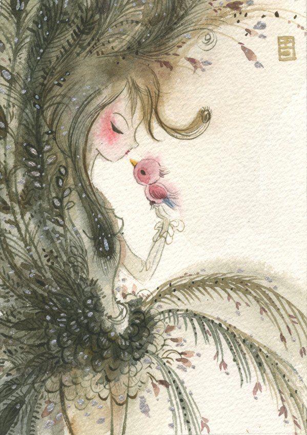 manic-moonlight:  Alina Chau