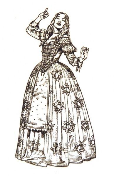 White Queen Rainha Branca Alice Lewis Carroll