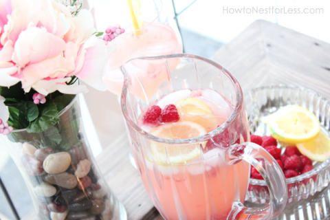 detail raspberry lemonade recipe