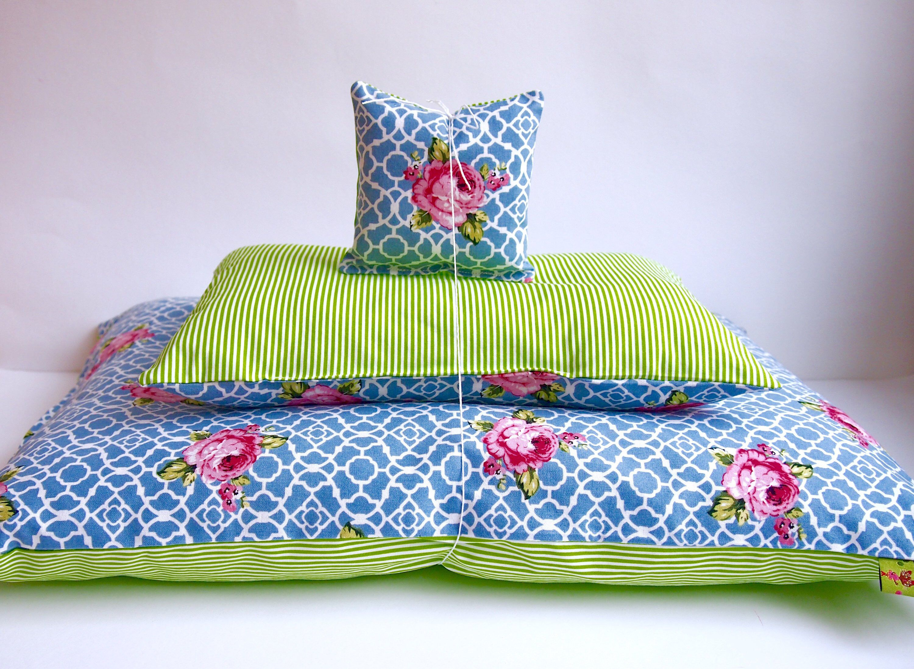 Doll S Bedding Oda Doll Bed Linen Pillow For Doll S Bed