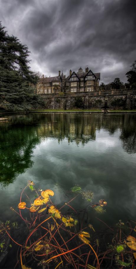 Bodnant Gardens, Conwy, Wales
