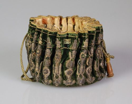 Gaming Purse 1600s France