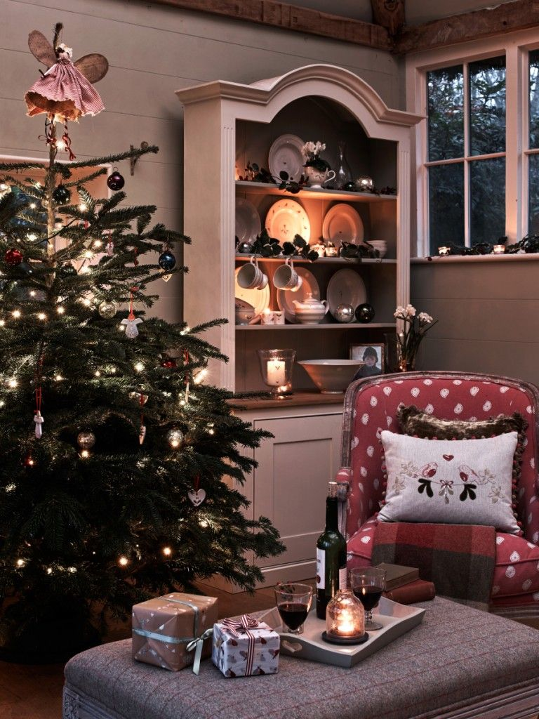 Fairytale Christmas Decorations.Susie Watson Designs A Fairytale Christmas Winter