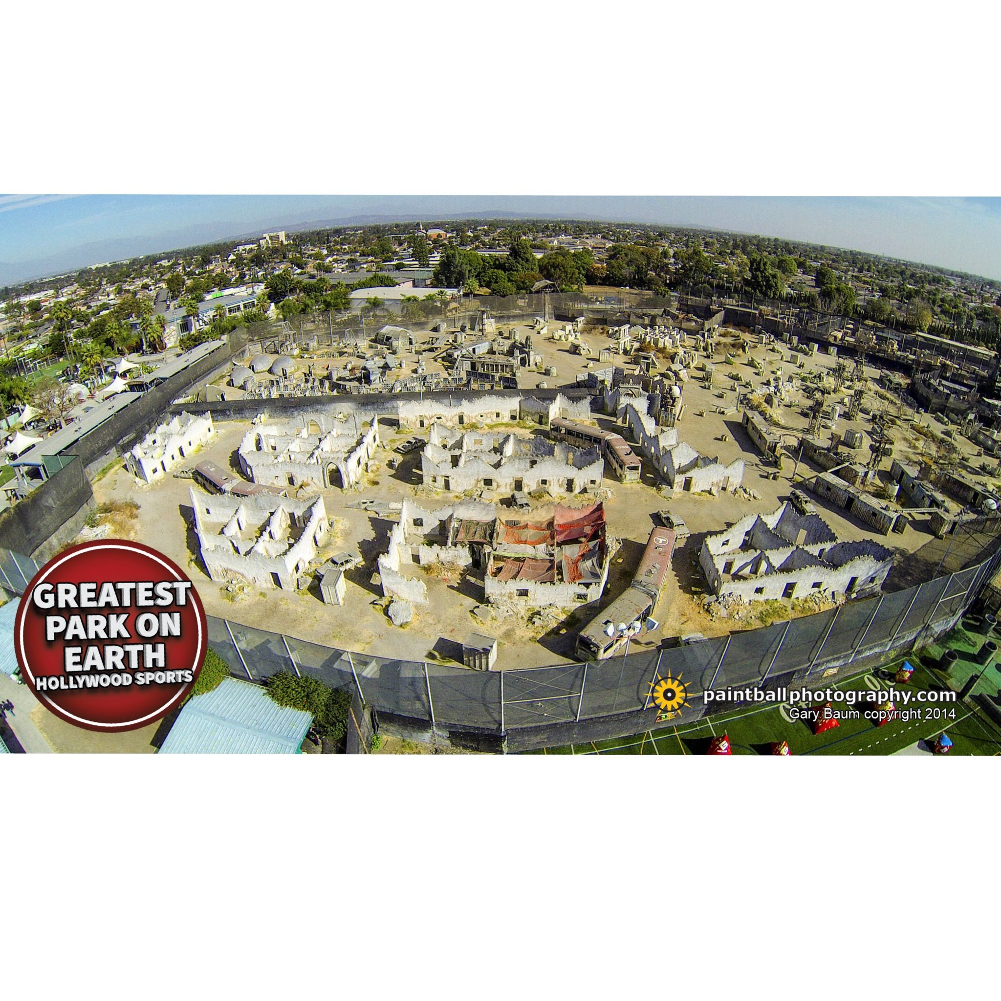 Hollywood Sports Paintball And Airsoft Park