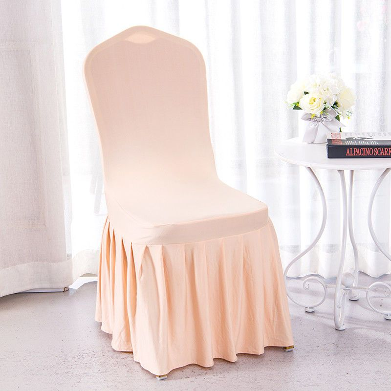 Dining Room Wedding Banquet Chair Cover Party Decor Stretch Seat Cover Slipcover Banquet Chair Chair Covers Party Banquet Chair Covers Dining Room Chair Covers
