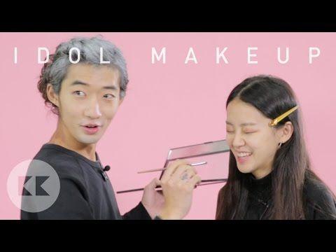 Blackpink Jisoo Makeup Tutorial Cara Makeup Jisoo Blackpink Everly Makeup Magazine Makeup Magazine Celebrity Makeup Artist Korean Makeup Tutorials
