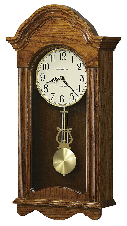 Amazon Howard Miller 625 467 Jayla Wall Clock By Home