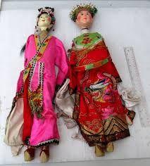 Resultado de imagen de como se hacen marionetas antiguas