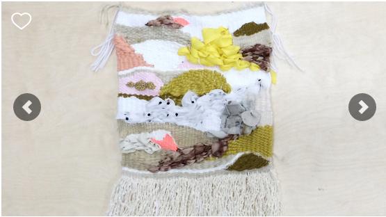 אריגה בנול - craft & bloom