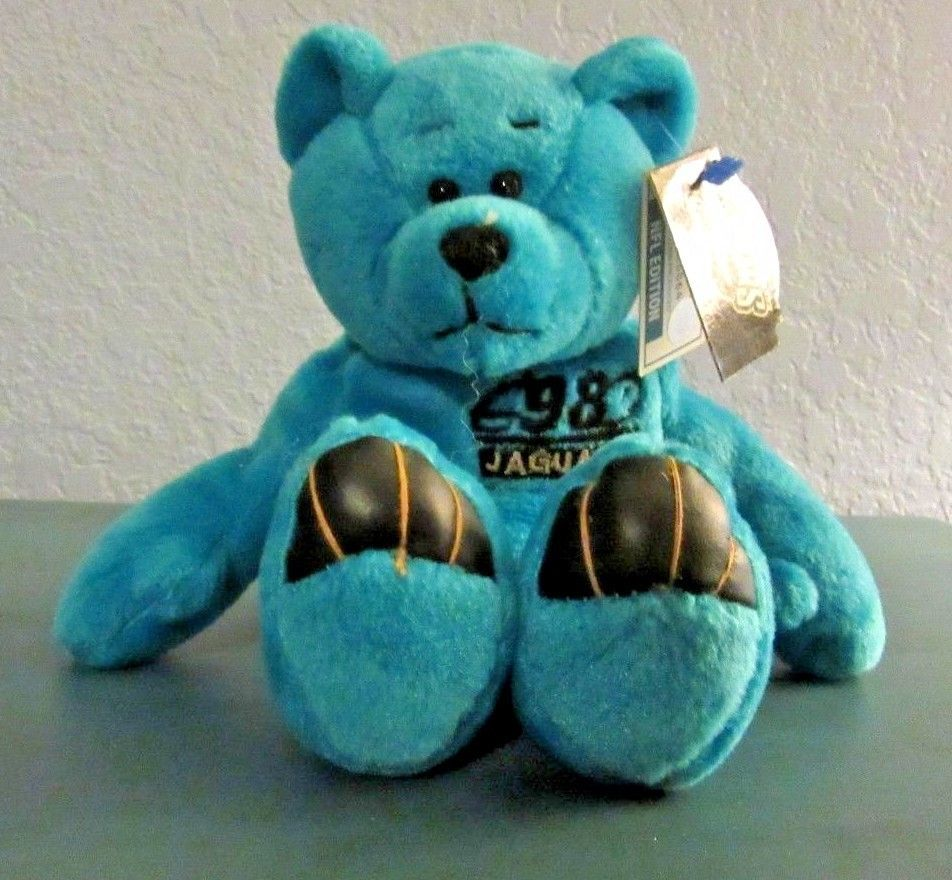 Mark Brunell Beanie Baby   1998   Limited Treasures   only 72 e8128dfec5d