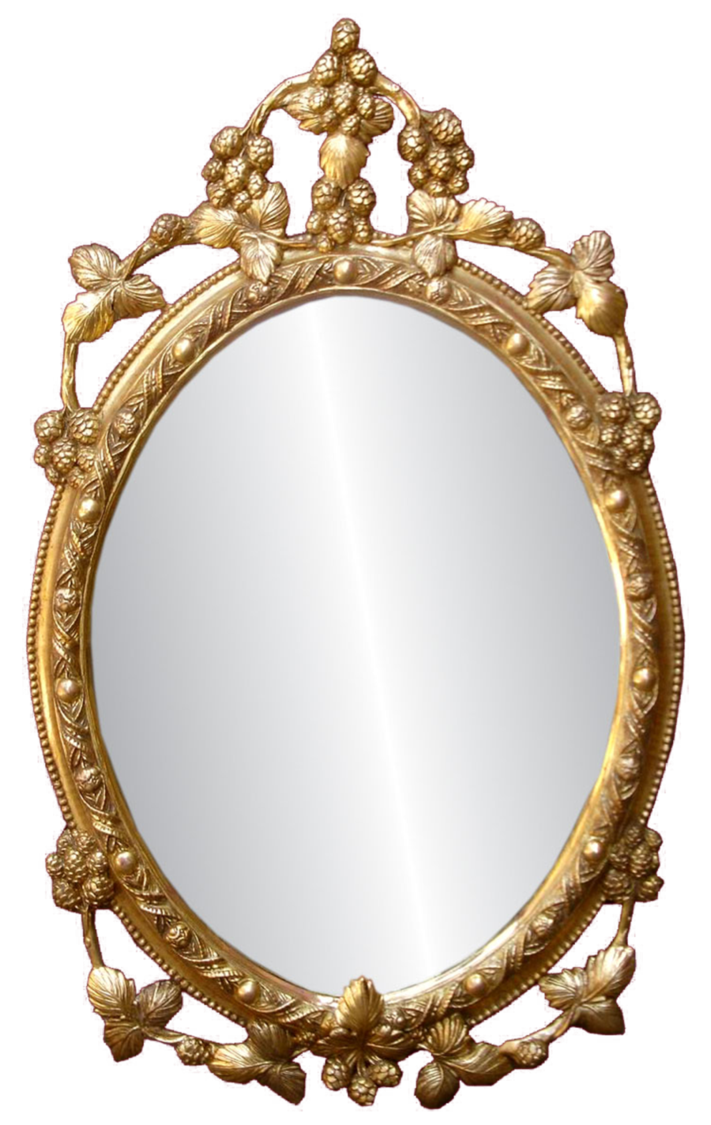 Graphic Resources Mirrored Picture Frames Gold Frame Circle Frames