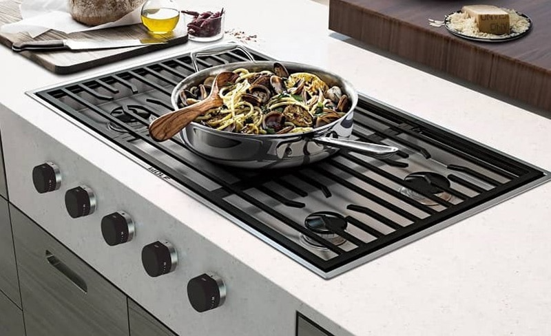 Top 13 Best 30 Gas Cooktop With Downdraft Review 2020 Dadong Gas Cooktop Cooktop Cook Gas