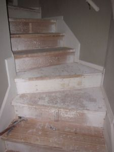 Best How We Refinished Our Stairs Diy Style Refinish Stairs 400 x 300