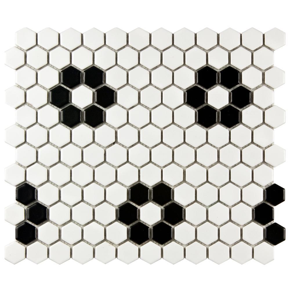 120 House Kitchen Ideas Flooring Porcelain Flooring Hexagonal Mosaic