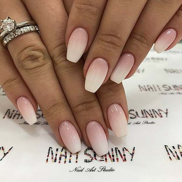23 Beautiful Prom Nails for Your Big Night | Ombre, Prom nails and ...