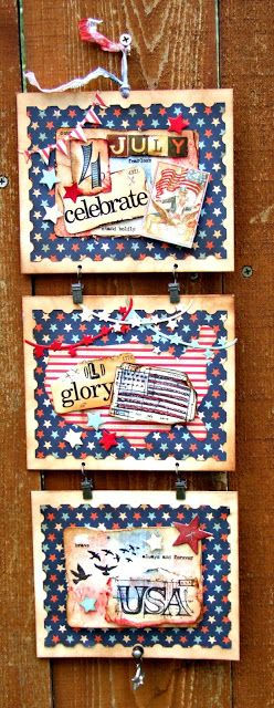 Memes Art Place: 4th of July Home Decor