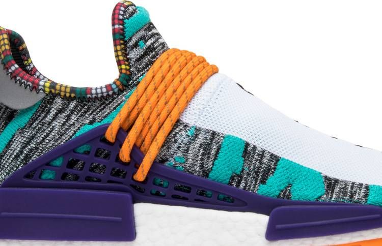 size 40 8a438 27eb5 Pharrell x NMD Human Race Trail 'Solar Pack' | Shoes in 2019 ...