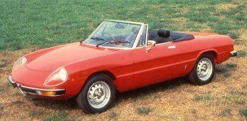 Alfa Romeo Spider Parts Alfa Romeo Classic Cars Pinterest - Parts for alfa romeo spider