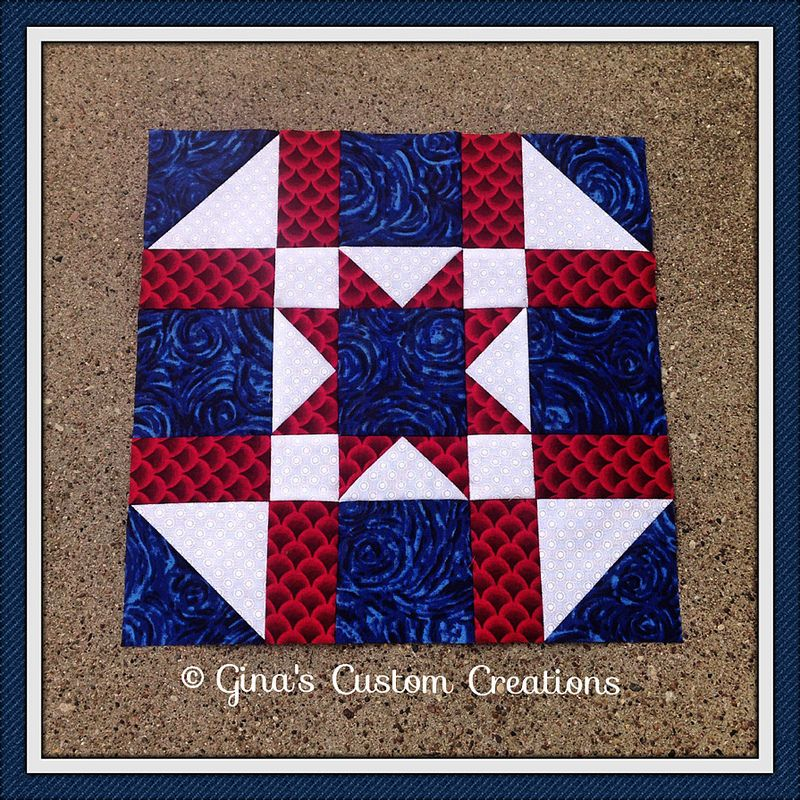 Army Star Quilt Block | Star quilt blocks, Star quilts and Army : star quilt patterns instructions - Adamdwight.com