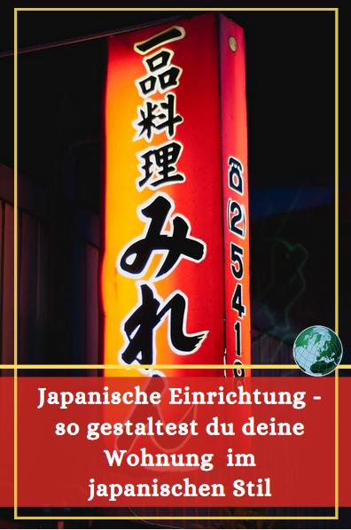 Prinzipien japanischer Einrichtung - alle Infos zur ...
