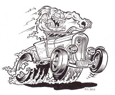 crazy car coloring pages - photo#8